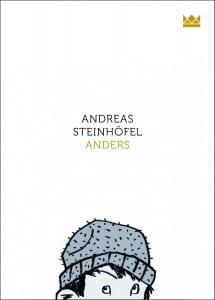 Andreas Steinhöfel: Anders Dt. Hardcoverausgabe (2014)