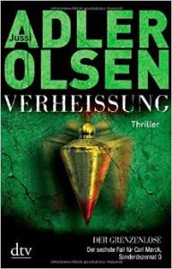 Jussi Adler-Olsen: Verheissung Dt. Hardcoverausgabe Deutscher Taschenbuchverlag (2015)