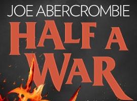 """Cover von Joe Abercrombies """"Half a War"""" veröffentlicht"""
