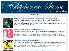 Blog-Newsletter im neuen Design