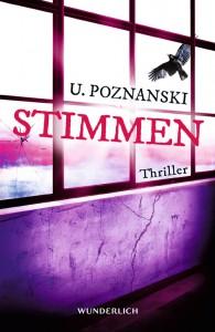 Ursula Poznanski: Stimmen Taschenbuchausgabe Wunderlich Verlag (2015)