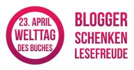 """Aktion """"Blogger schenken Lesefreude"""" zum Welttag des Buches 2015"""