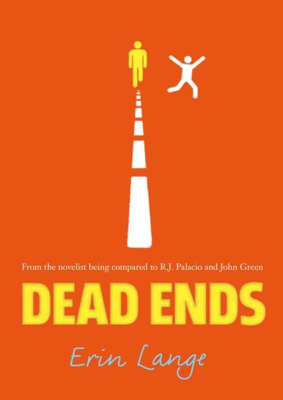 Erin Jade Lange: Dead Ends US-Taschenbuchausgabe Faber Children's Books (2014)