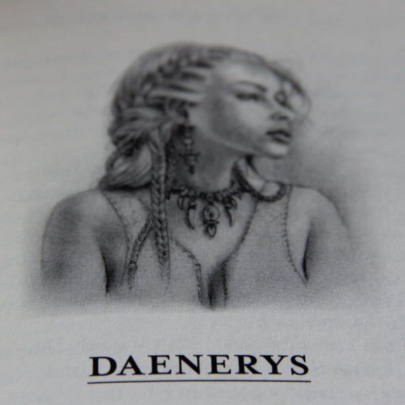 Innenillustration: Daenerys