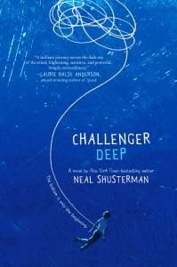 Neal Shusterman: Challenger Deep US-Hardcover Harper Teen (2015)