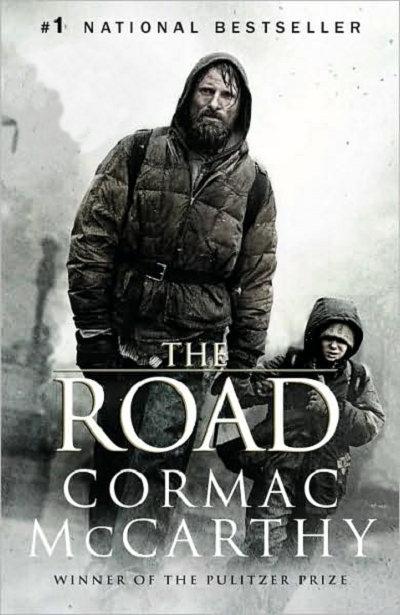Cormac McCarthy: The Road Engl. Taschenbuchausgabe (c) Vintage Verlag