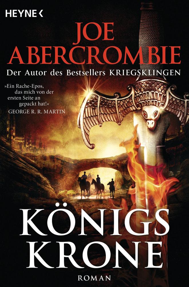 Königskrone von Joe Abercrombie, Heyne Verlag