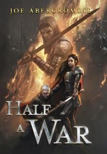 """Die limitierte, signierte und nummerierte Sonderausgabe von """"Half a War"""" erscheint im April 2016 bei Subterranean Press"""