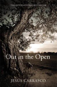 Jesús Carrasco: Out in the Open Englischer Hardcover Harvill Secker (2015)