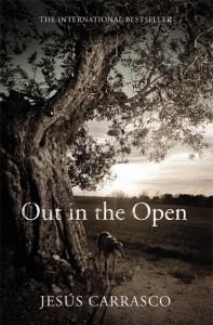 Jesús Carrasco: Out in the Open Englischer Hardcover Harvill Secker (2015) (Die Flucht)