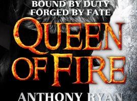 Neu eingetroffen: Queen of Fire von Anthony Ryan