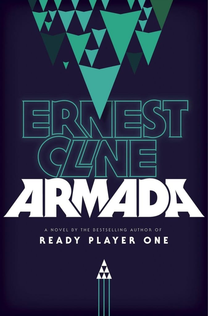 Ernest Cline: Armada, US-Cover