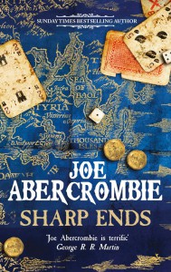 Joe Abercrombie: Sharp Ends (Cover) ET: 2016