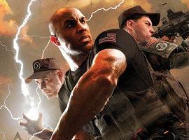 Shadow Ops: Kontrollpunkt von Myke Cole