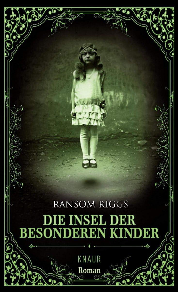 Ransom Riggs: Die Insel der besonderen Kinder, Knaur Verlag