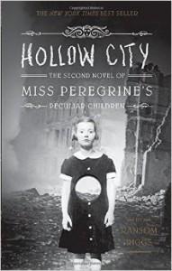 Ransom Riggs: Hollow City, Gebundene engl. Ausgabe, Quirk Books (2014) (Die Stadt der besonderen Kinder)