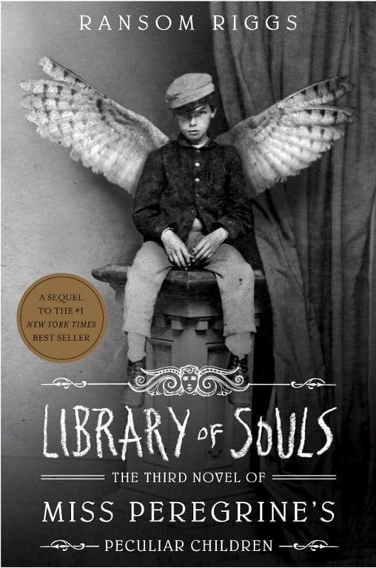 Ransom Riggs: Library of Souls, englische Ausgabe (Die Bibliothek der besonderen Kinder)