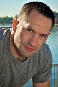 Myke Cole (c) Tim Lundin (Autor von Shadow Ops: Kontrollpunkt)