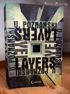 Ursula Poznanski: Layers, Broschierte Ausgabe, Loewe Verlag (2015)
