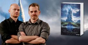 """Tom und Stephan Orgel Quelle: heyne-fantastisch.de, Autoren von """"Die Blausteinkriege"""""""