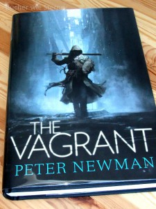 Peter Newman: The Vagrant UK-Hardcover Harper Voyager (2015)