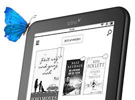 Tolle E-Reader: Die neuen HD-Tolinos erobern den Markt!