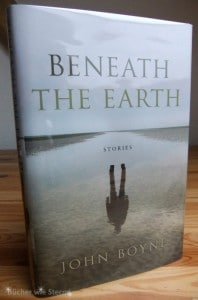 John Boyne: Beneath the Earth, UK-Hardcover, Doubleday (2015)