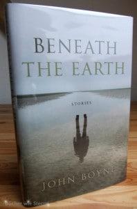 John Boyne: Beneath the Earth UK-Hardcover Doubleday (2015)