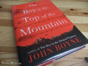 John Boyne: The Boy at the Top of the Mountain UK-Hardcover Doubleday (2015)