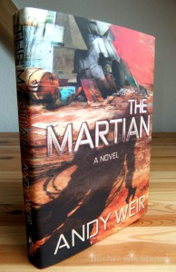 Andy Weir: The Martian US-Hardcover (ltd./sig.) Subterranean Press (2015)