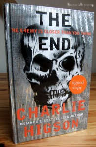Charlie Higson: The End Enemy-Serie #7 Penguin Books (2015)
