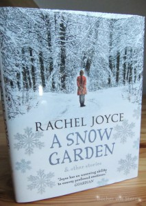Rachel Joyce: A Snow Garden & Other Stories UK-Hardcover Doubleday Verlag (2015)