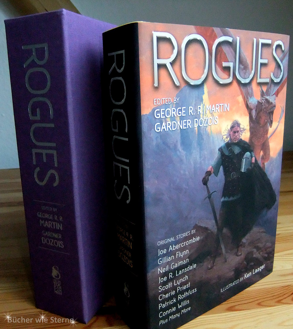 Rogues (Anthologie) Subterranean Press (2015)