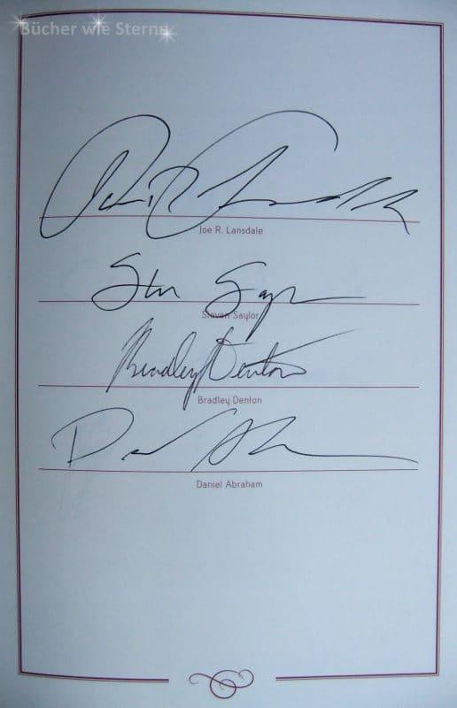 Signaturseite 2