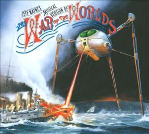 H. G. Wells: The War of the Worlds Musical-Cover (Jeff Wayne) (Der Krieg der Welten)