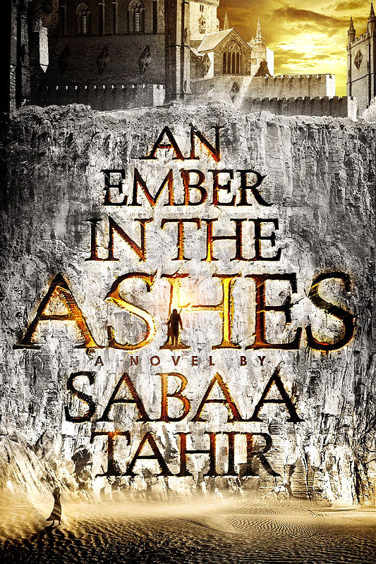Sabaa Tahir: An Ember in the Ashes UK-Hardcover Razorbill Verlag (2015) Elias und Laia #1