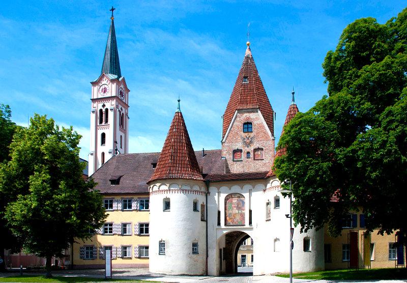Fuggerstadt Weißenhorn (Schwaben)