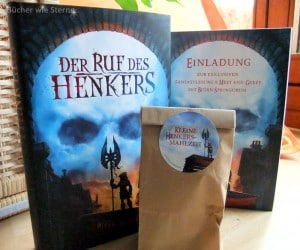 Björn Springorum: Der Ruf des Henkers Hardcover, Jugendbuch Thienemann Verlag (2016)