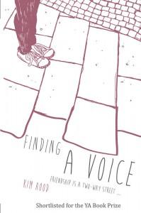 Kim Hood: Finding a Voice O'Brien Verlag (2014) (Das Schweigen in meinem Kopf)