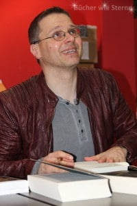 Fantasyautor Michael Peinkofer auf der LBM 2016