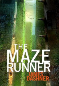 James Dashner: The Maze Runner, US-Hardcover, Ausgabe Delacorte Press (2009) (Im Labyrinth - Die Auserwählten)