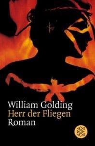 William Golding: Herr der Fliegen Ausgabe Fischer Verlag
