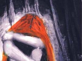 Alexandra Huß: Weiße Hand wie Schnee (Thriller)