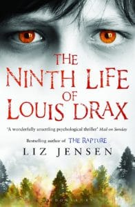 Liz Jensen: The Ninth Life of Louis Drax Taschenbuch Bloomsbury (2010)