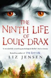 Liz Jensen: The Ninth Life of Louis Drax Taschenbuch Bloomsbury (2010) (dt. Das neunte Leben des Louis Drax)
