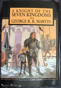 George R. R. Martin: The Knight of the Seven Kingdoms Hardcover Subterranean Press (2016)