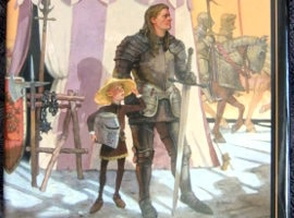 Neuzugang: George R. R. Martin – The Knight of the Seven Kingdoms (Der Heckenritter von Westeros)