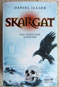 Daniel Illger: Skargat 2 Dt. Taschenbuchausgabe Hobbit Presse/Klett-Cotta