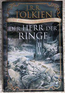 J. R. R. Tolkien: Der Herr der Ringe Jubiläumsausgabe Hobbit Presse/Klett-Cotta (2016)