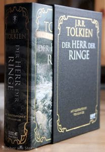 J. R. R. Tolkien: Der Herr der Ringe Jubiläumsausgabe Hobbit Presse/Klett-Cotta
